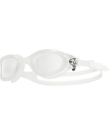 TYR open water swimming goggles with transition lenses