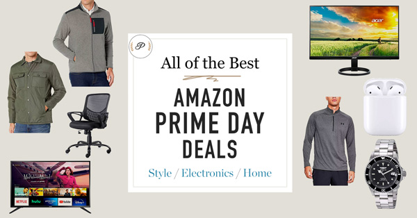 Amazon Prime Day: The 36 Best Fashion, Electronics, and Home