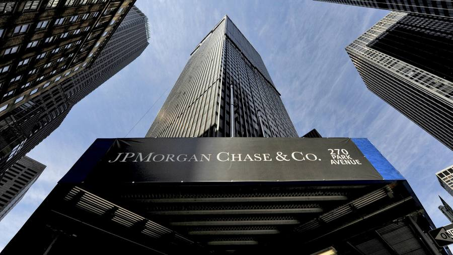 JPMorgan upbeat on outlook for US economy