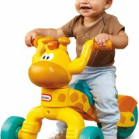 Little Tikes Go and Grow Giraffe Ride-on Kids Toys Hobbies USA Best Holiday Gift