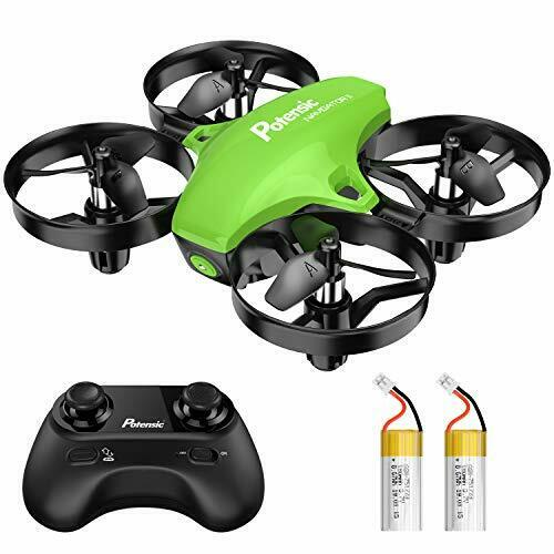 Potensic Upgraded A20 Mini Drone Easy to Fly Even to Kids and Beginners, RC Heli