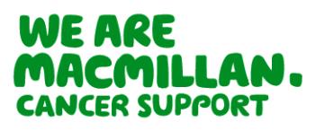 Macmillan Cancer Support (1)