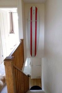 Surfboard Wall Mount
