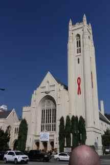 Sister Act Church Los Angeles