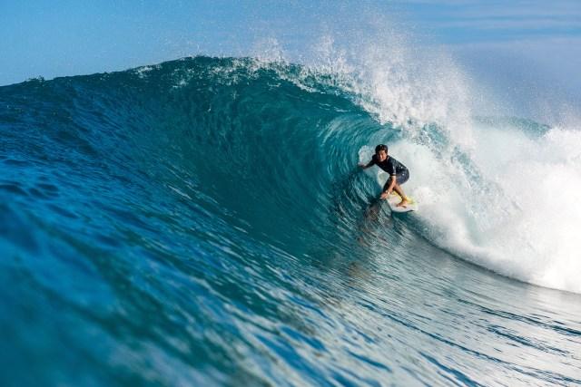 大原洋人-ハワイ-サーフィンの写真