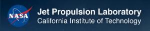 logo of the Jet Propulsion Laboratory