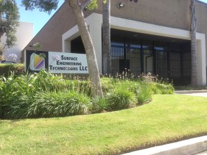 photo of Surface Engineering Technologies LLC front exterior showing company sign