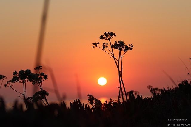 Sunset Ericeira, Portugal