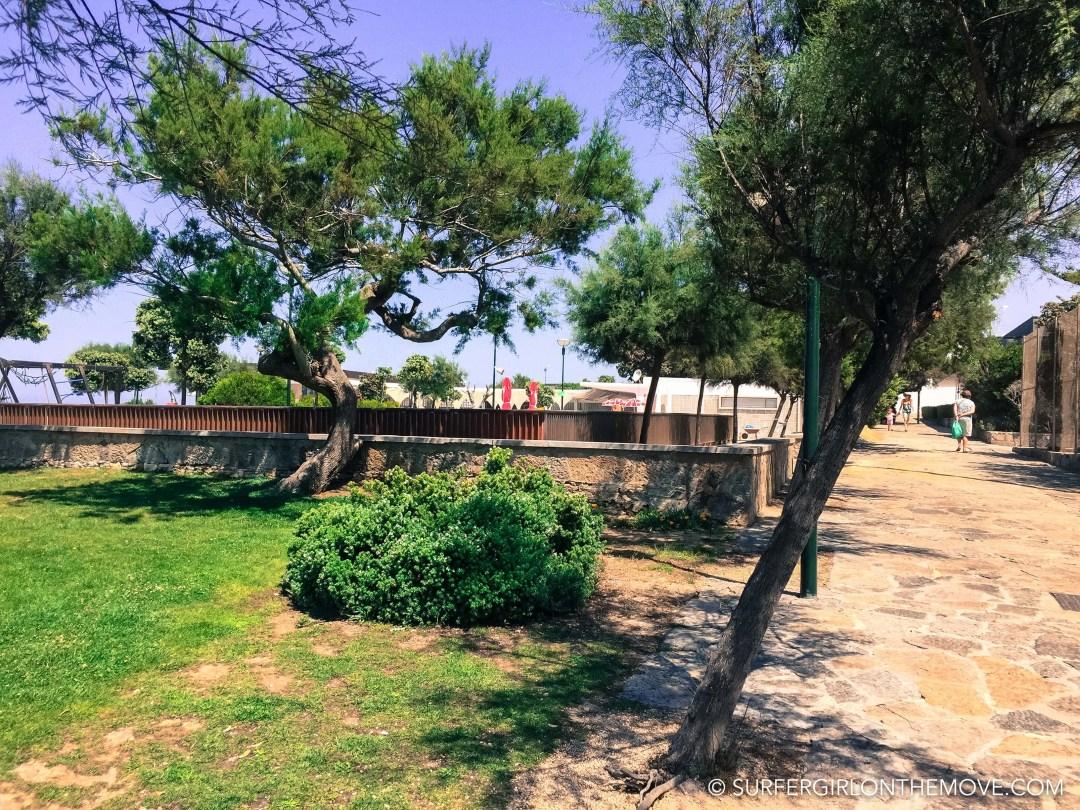 Parque de Santa Marta