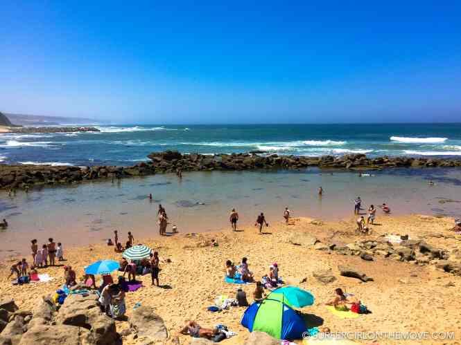 Praia do Sul Ericeira