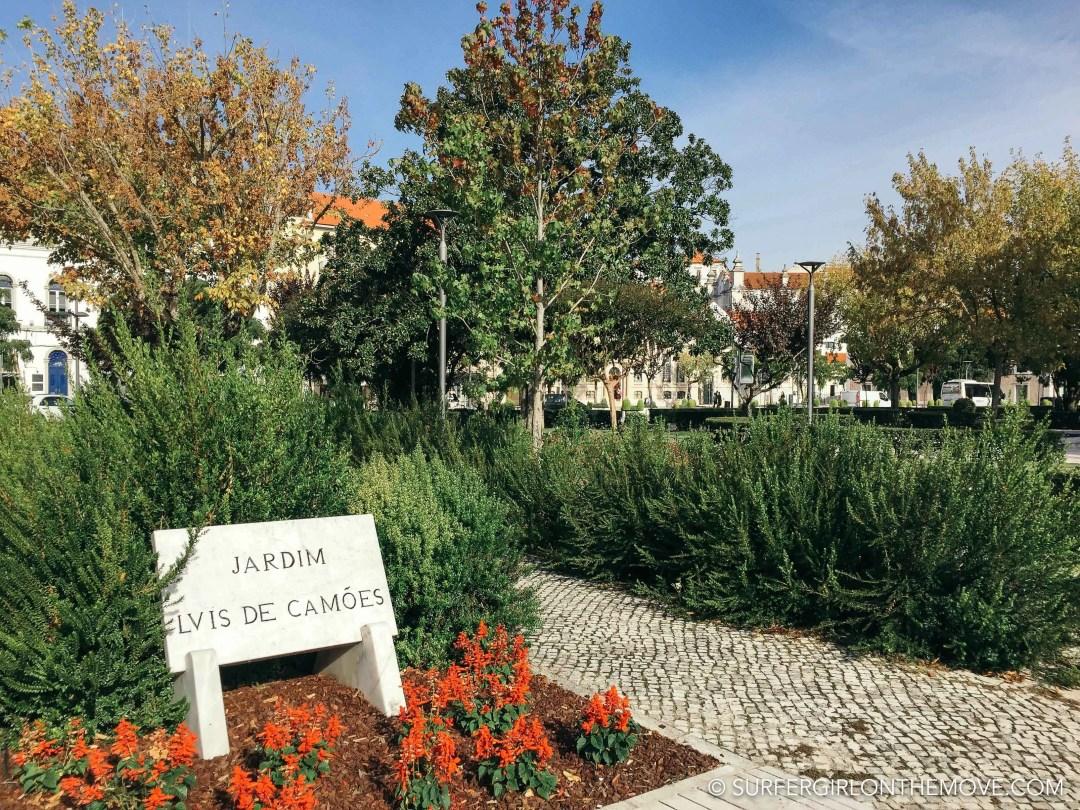 Visitar Jardim Leiria
