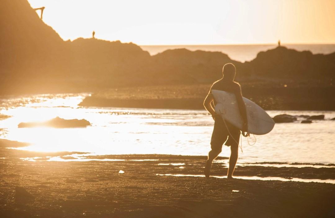 Surfar na Costa Rica