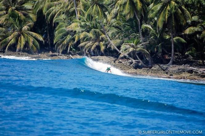 Países para surfar