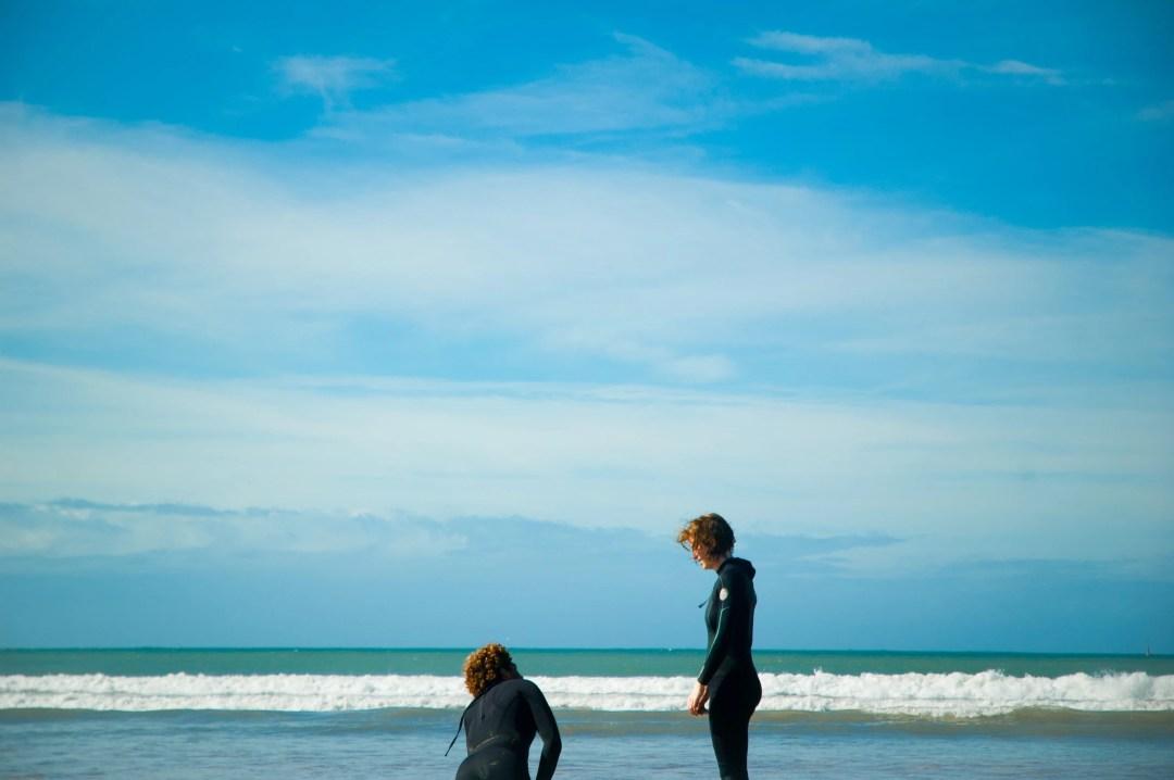 Surfar em Marrocos