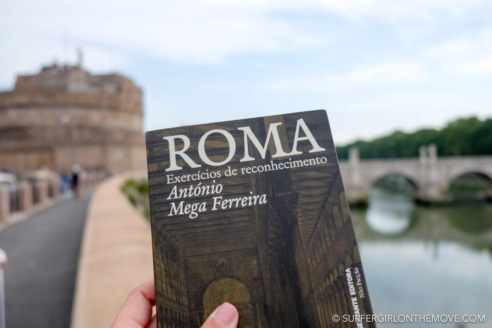 livro roma