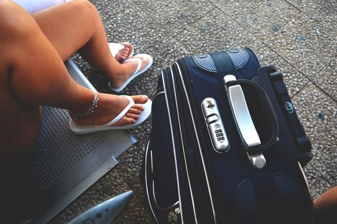 taxas de viagem bagagem