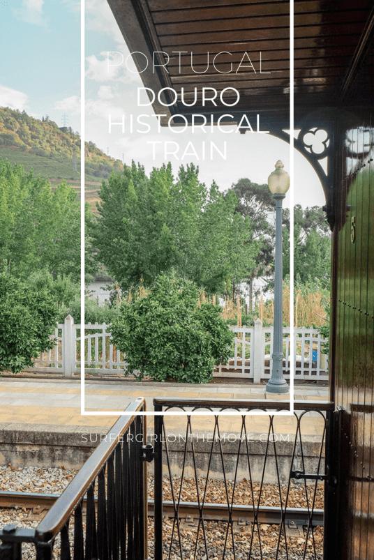 Douro Historical Train Pinterest