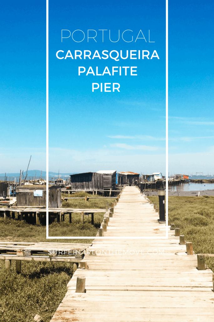 Carrasqueira Palafite Pier