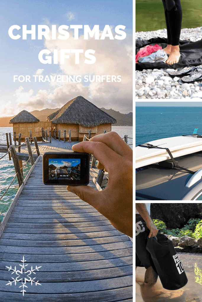 Do you know a surfer who doesn't stop and loves to travel? With these suggestions, you'll be offering the best Christmas gifts of the year.