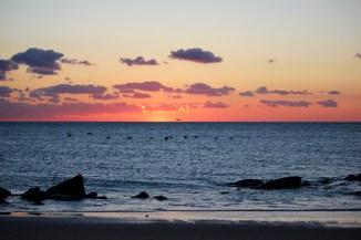 Cape Lookout Rock Jetty
