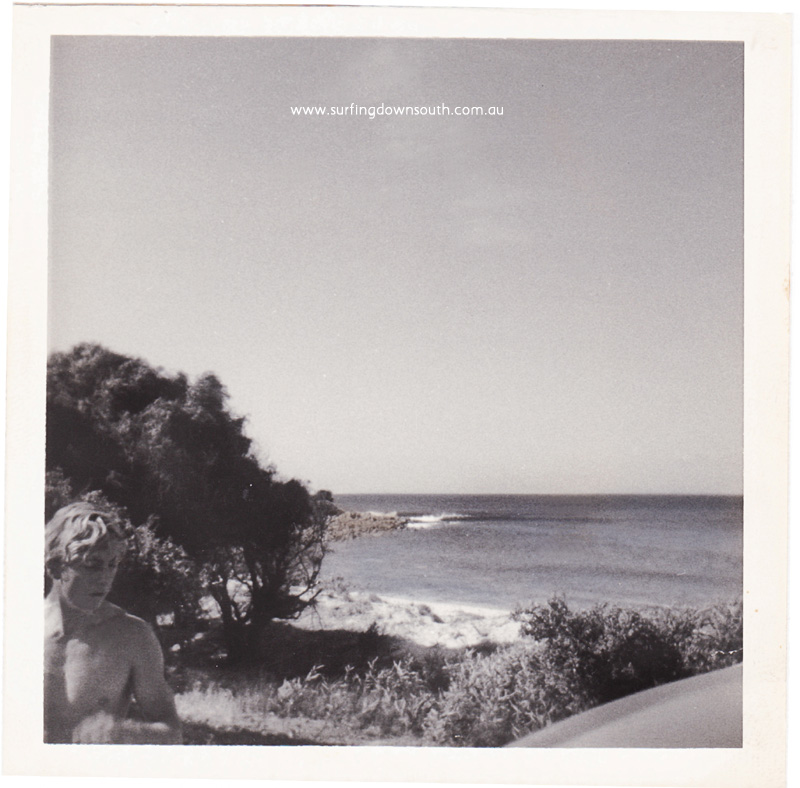 1965 Rocky Point in SW Kevin Agar - J King pic