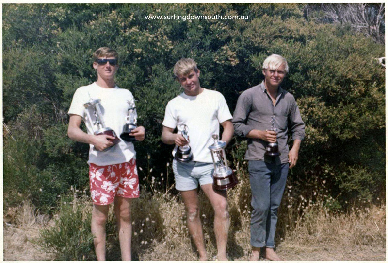 1964 Yalls Barry, Zac & Brian Boynes State Champs - E Potter pic