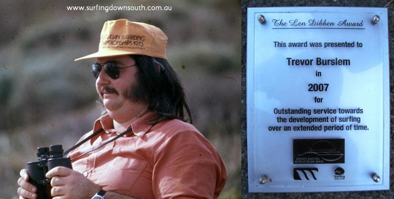 1973 Trevor Burslem Marg River compA