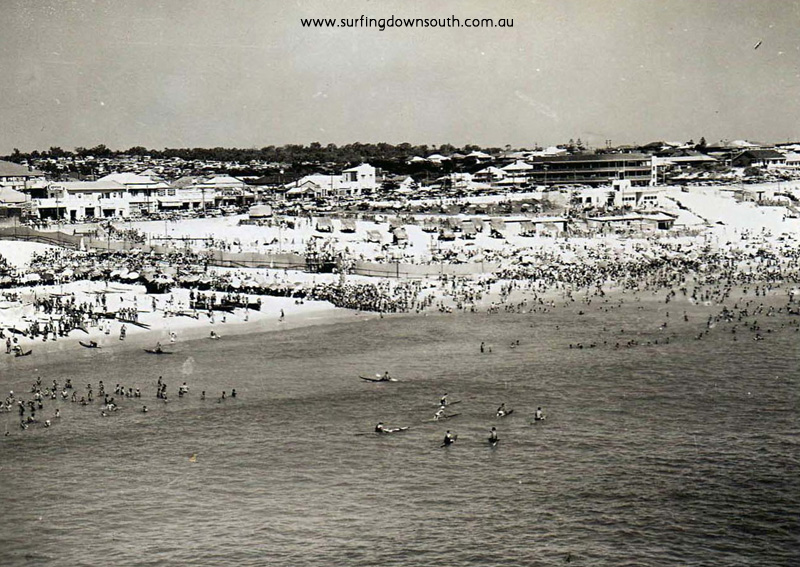 1958 Scarb Aust Surf Carnival - West pic ex Brian Cole pic
