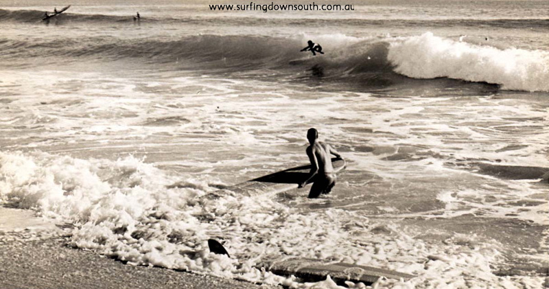 1962 Scarb Brian Cole surfingA