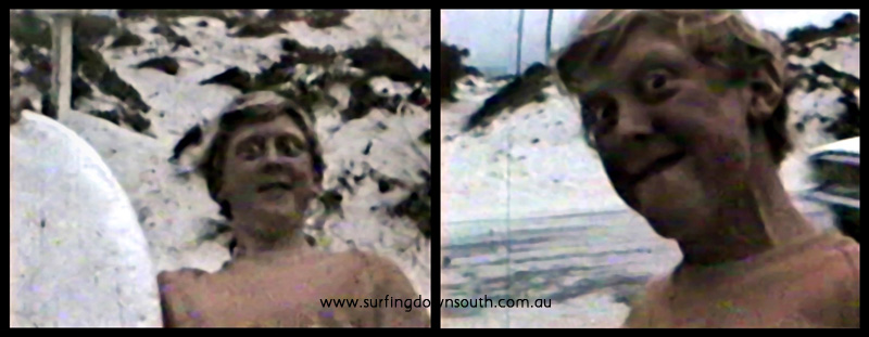 1967 Frank McVeigh 'Little Big Eyes' at City Beach - ex CBSR movie film