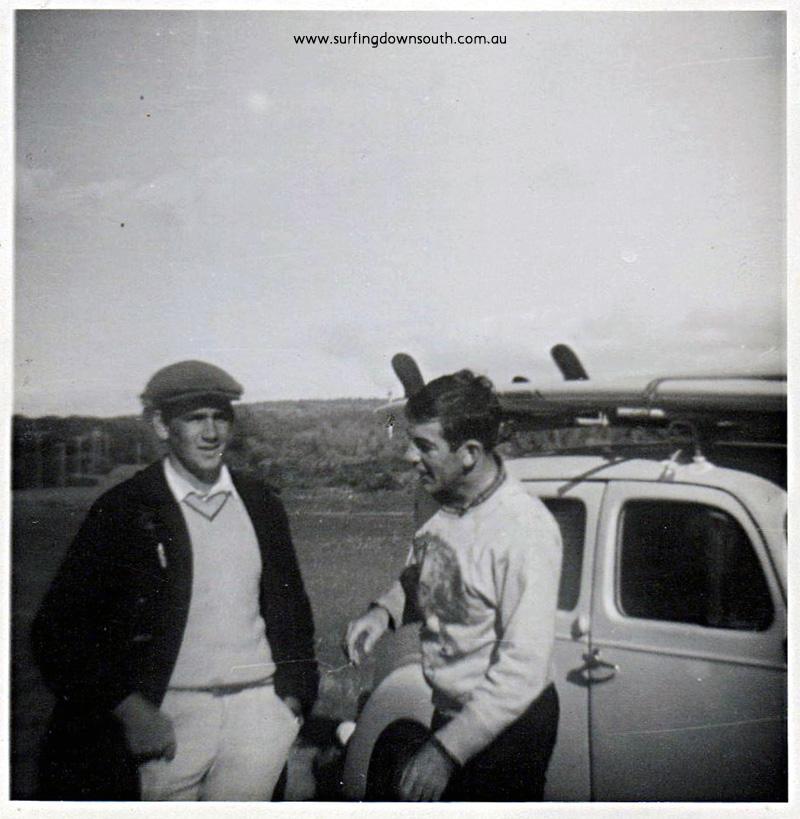 1964 M Waddell & Rod Bothwell Floreat Beach