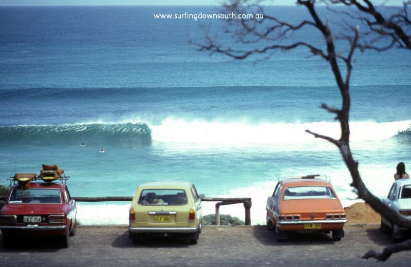1976 Injidup car park - Ric Chan img892
