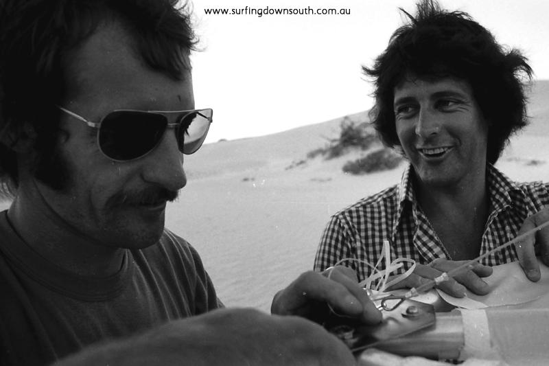 1970s Dave Ellis & Bill Oddy kite Mullaloo - Ric Chan 023