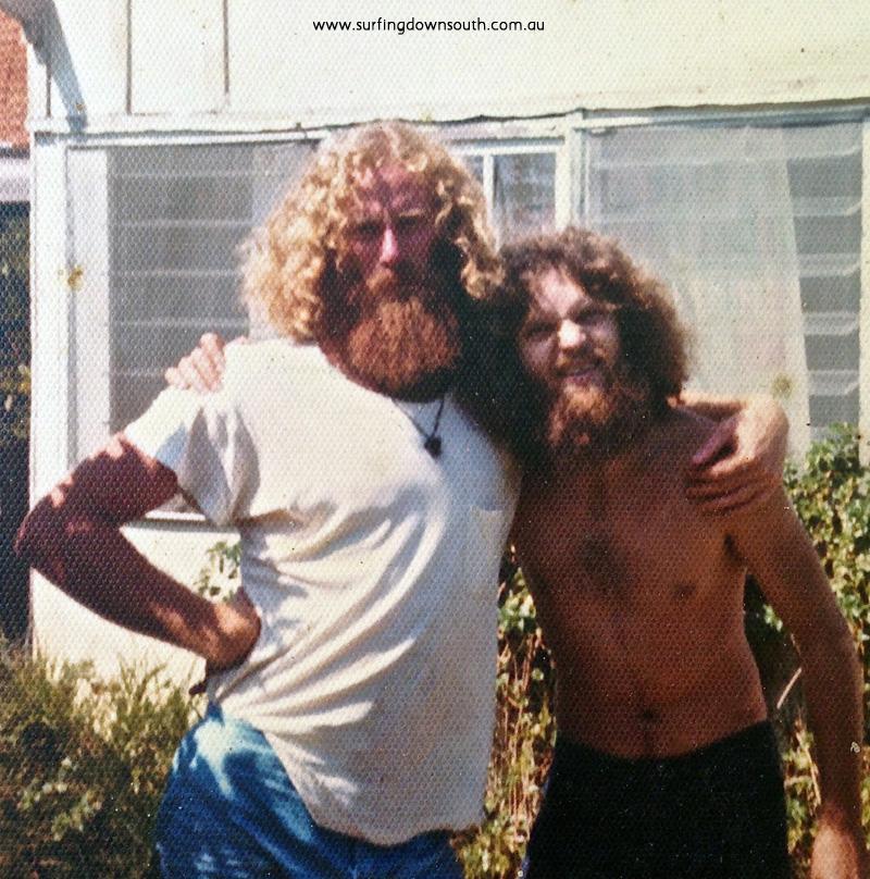 1973 Nedlands Mal Leckie & Tony Hart - Faye Hart pic