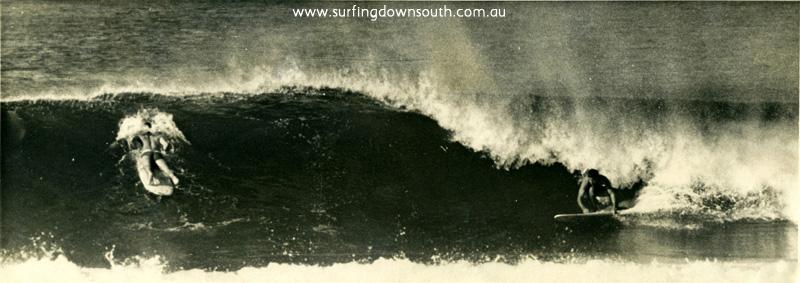 1961 NSW North Steyne John Sprigs & Brian Cole - Ron Perrott picimg697