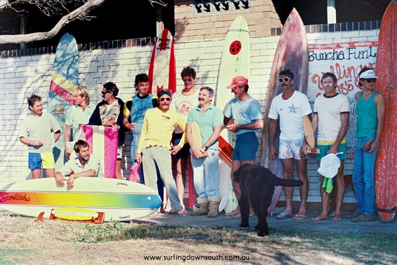 1985 Yal Mal4 finalists