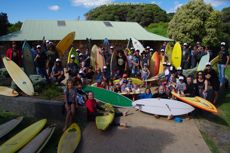 2015 Single Fin Theory group shot after Final - Loz pic IMGP0340