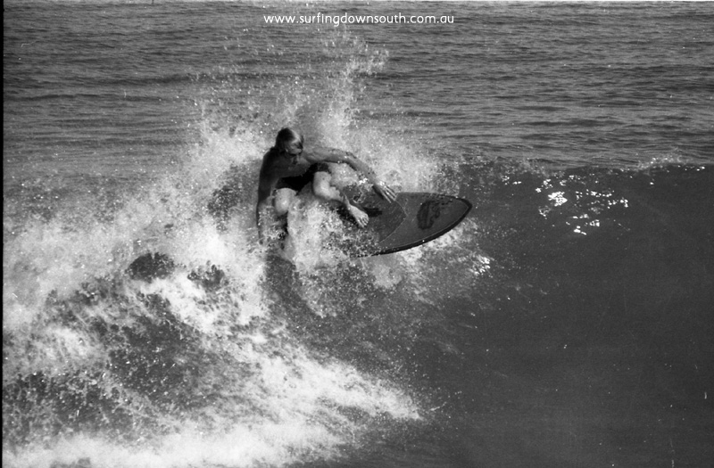1969 City Beach Craig Bettenay on Blaxell Deringer.- Ric Chan img064
