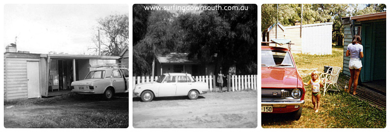 1970s Greenacres Cottages Dunsborough J King2a collage_photocat