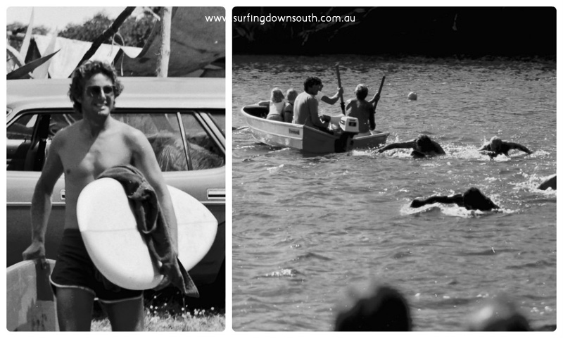 1978 MR Rowing Regatta race3 Paddle Gary Greirson collage_photocat