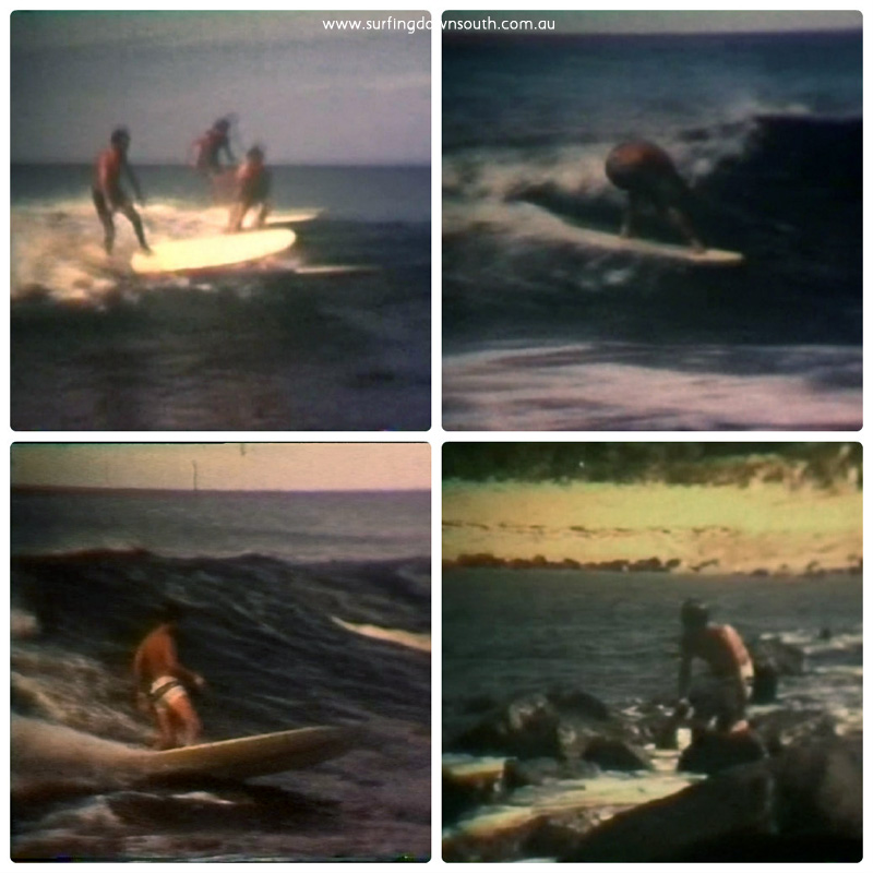 1964 Rocky Point surfing #4 sucollage_photocat