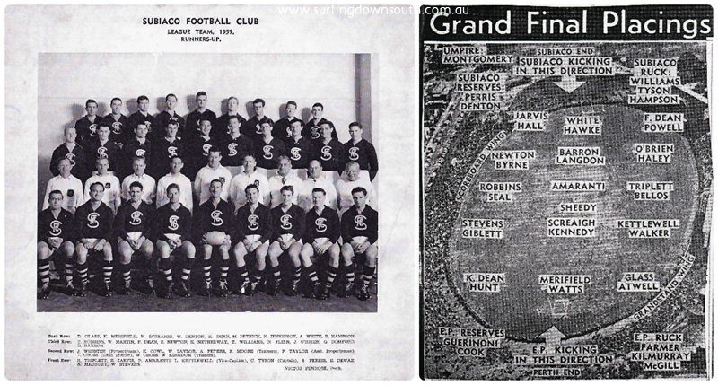 1959 SFC League Runners-Up to EP collage_photocat