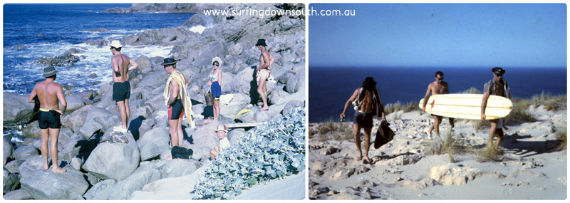 1960s cape naturaliste Terry Williams pics collage_photocat
