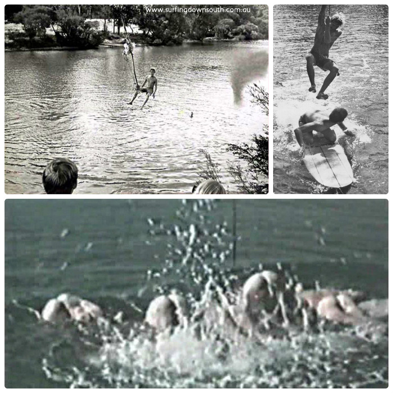 1967 Pinjarra river swing 1 collage_photocat