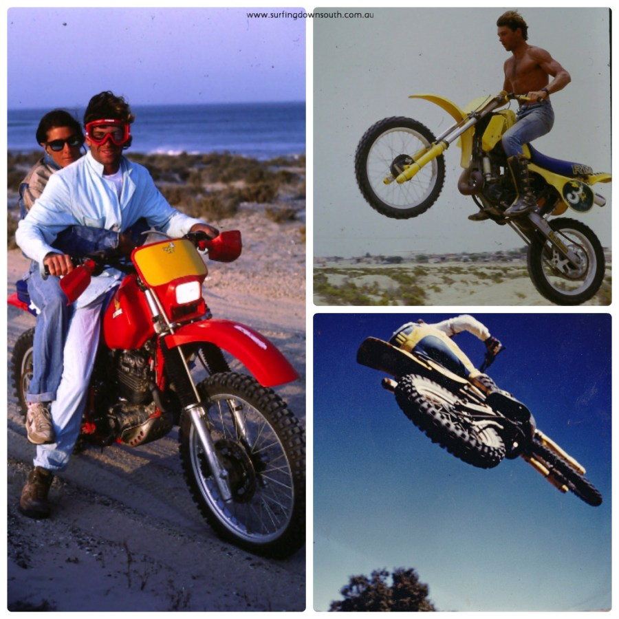 1980s Rich Myers dirt bikes 5 collage_photocat