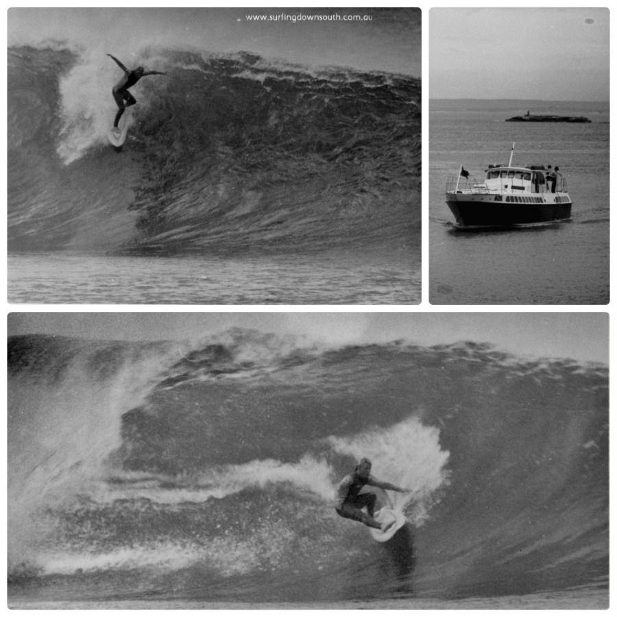 1976 Rotto Mike McAuliffe Stark Bay collage_photocat