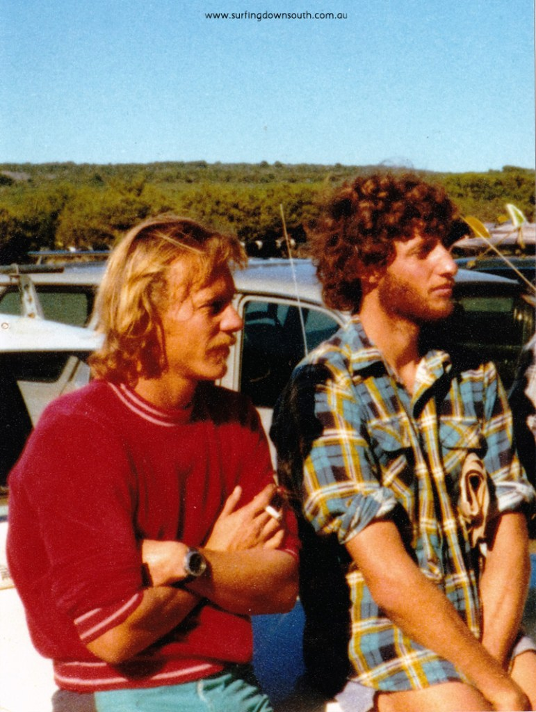 1975 Yalls Mark Favell ex Bundaberg Qsld & Andy Jones - Gina Pannone pic_0004