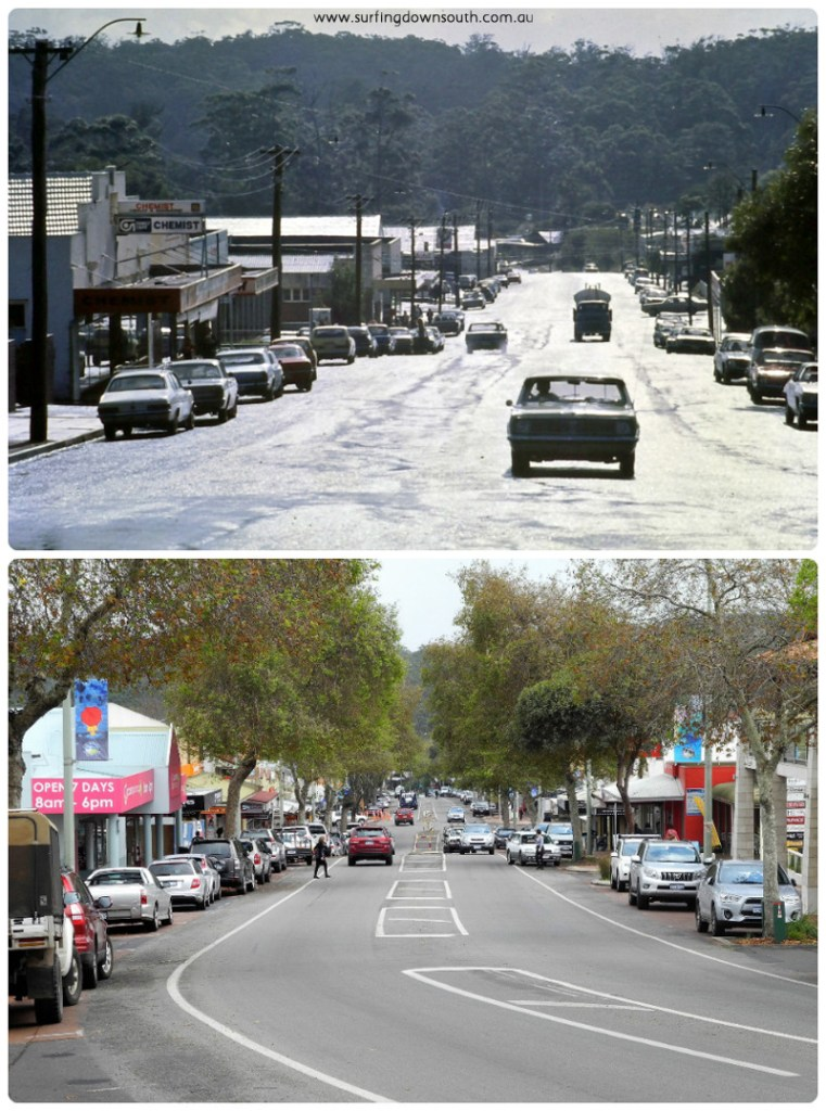 1977-2015 Marg River main drag Ric Chan 2 collage_photocat