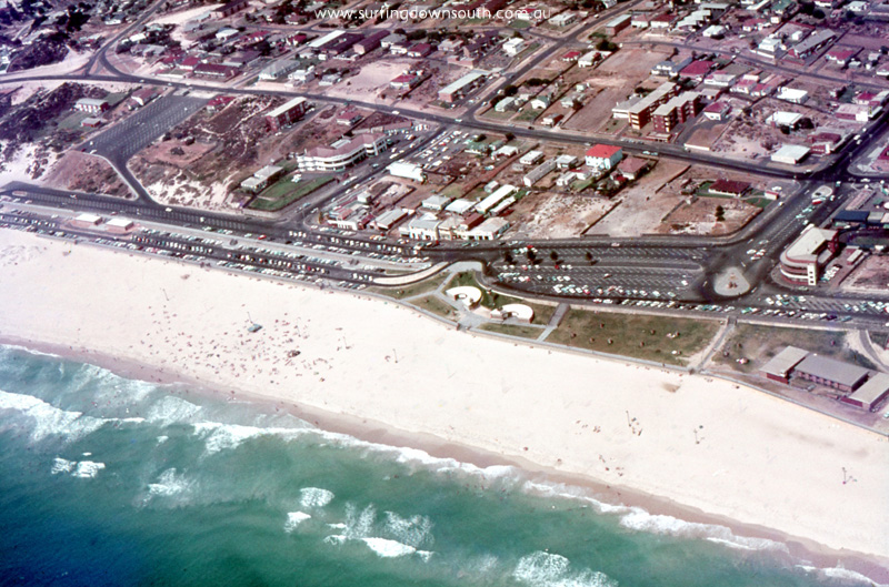 1968 Scarb beach front - Jim Breadsell pic1 (1)