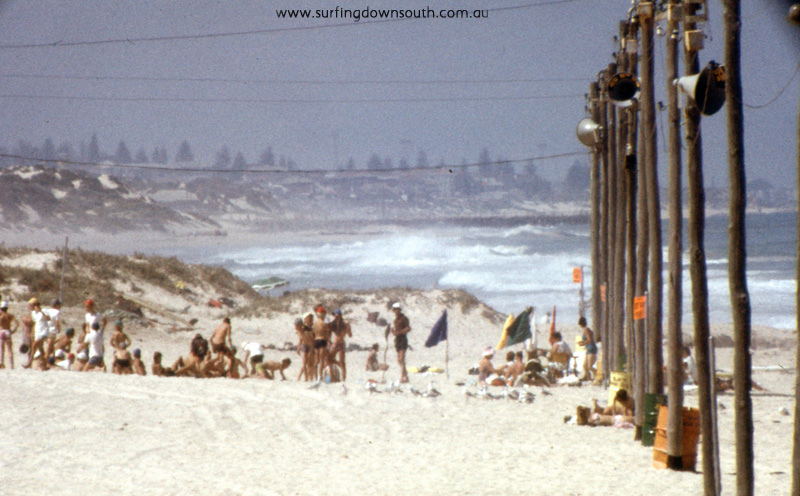 1970 Scarb beach front - Jim Breadsell pic1 (2)